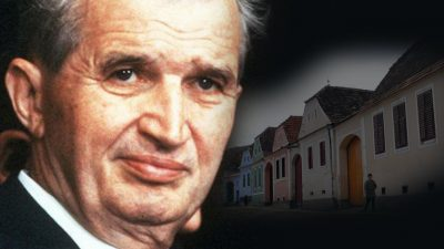 """Cu cât i-a vândut Ceaușescu pe """"frații"""" lui Iohannis. Prețul pentru care erau vânduți sașii nemților"""