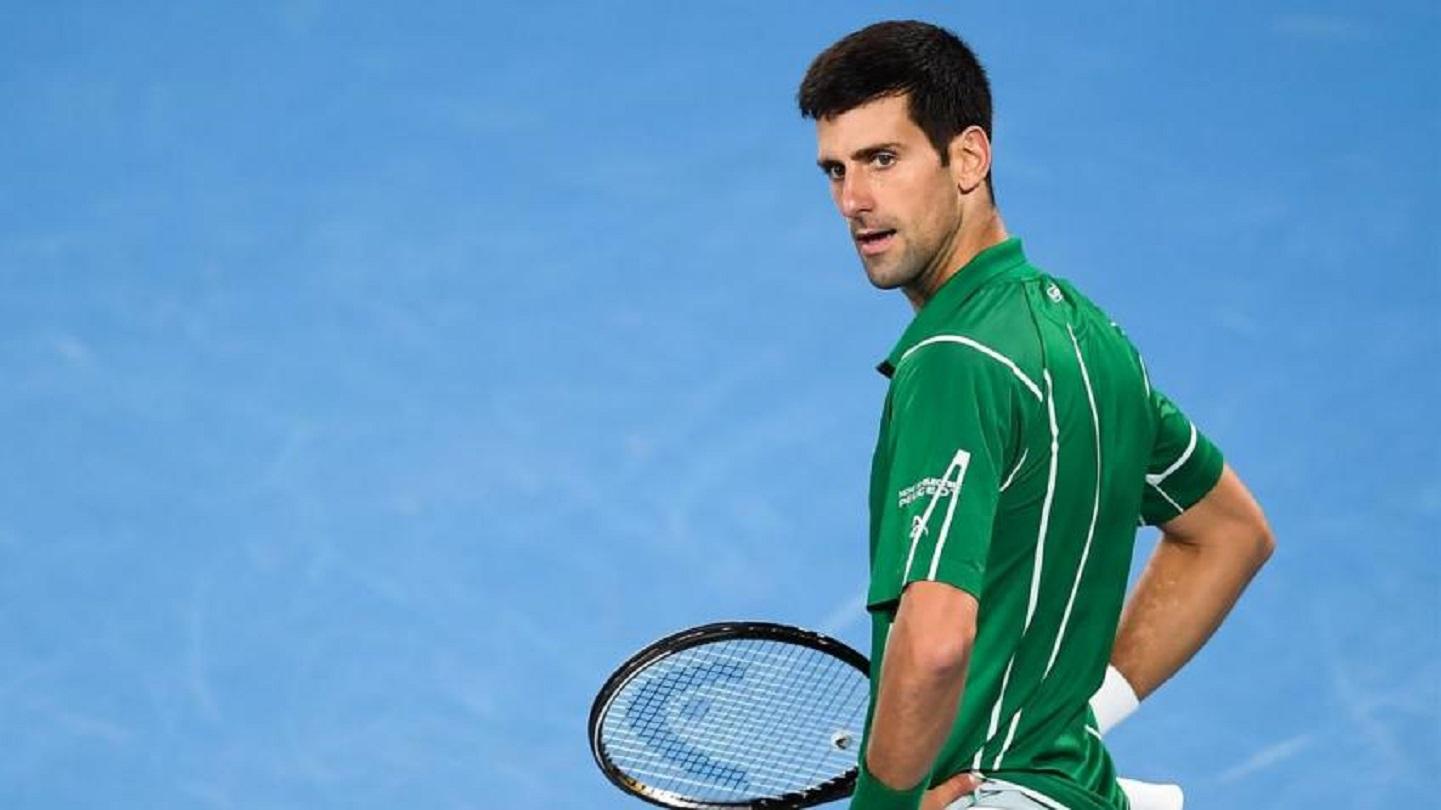 Tenismenul Novak Djokovic are coronavirus