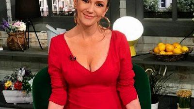 Adela Popescu, prima apariție la TV, după externare. Ce a anunțat la Vorbește Lumea
