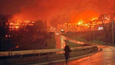 Rușii au început bombardamentele. Imaginile care îngrozesc o lume întreagă