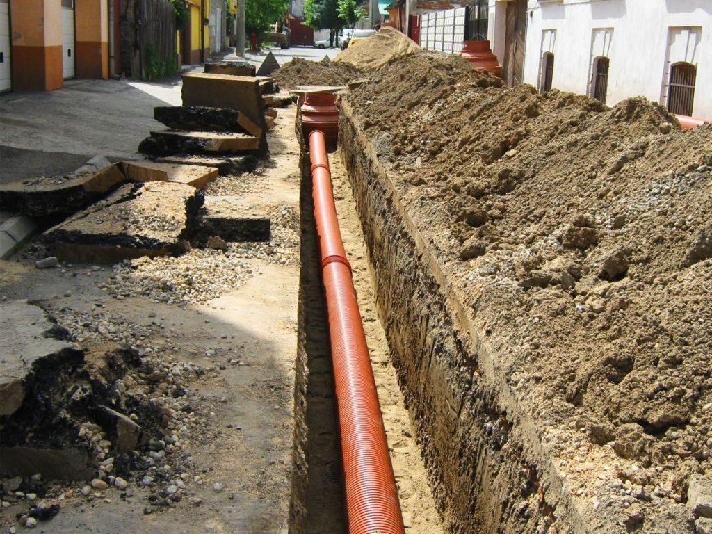 Doar 11% din pupulația de la țară beneficiază de sistem de canalizare