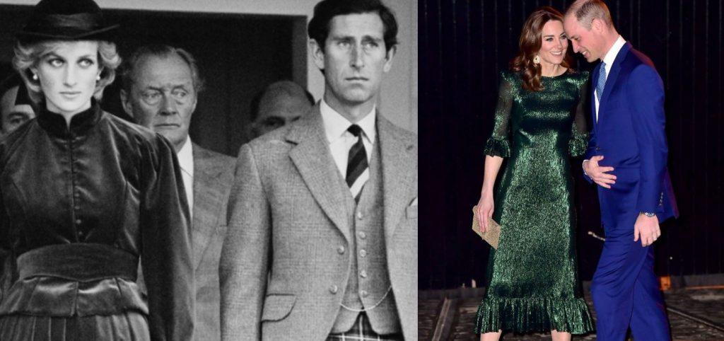 Kate Middleton nu o considera pe Prințesa Diana un model de urmat