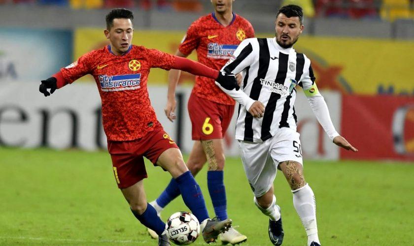 FCSB a fost învinsă de Astra și cade pe locul 4 în clasamentul din Liga 1! Alibec a fost omul meciului