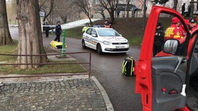 Scene șocante în București. Un bărbat a fost găsit mort în parcul IOR, în această dimineață. Care a fost cauza decesului