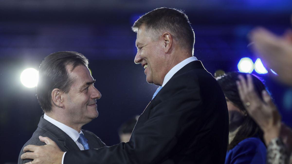 Ludovic Orban a discutat cu Klaus Iohannis despre programul economic