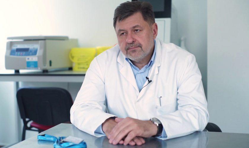 Rafila, anunțul zilei despre vaccinul pentru coronavirus. Ce a declarat medicul