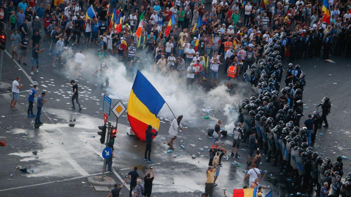 Dosarul cu protestele din 10 august, clasat de DIICOT