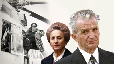 """Cum se folosea Elena Ceaușescu de agenții speciali experți în amor. """"M-am săturat s-o văd pozând în Fecioara Maria"""""""