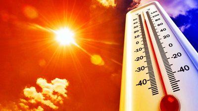 38 de grade Celsius în România. Cod galben de caniculă. Zonele afectate