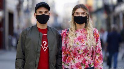 Un nou județ în care masca este obligatorie în spațiile deschise