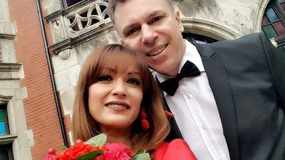 Anca Țurcașiu, reacție total opusă despre soțul său. Ce s-a întâmplat în doar 10 zile