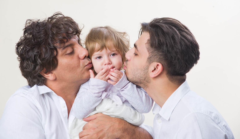 Marius, Lorin și Emily Mihalache