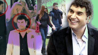 """EXCLUSIV Cristi Boureanu, urmărit de blestem. Motivul pentru care nu se însoară cu Laura Dincă. Are legătură cu """"nașul"""" Cristi Borcea"""