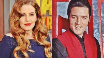 Fiica lui Elvis Presley, război total pentru avere. Lisa Marie Presley poate pierde tot