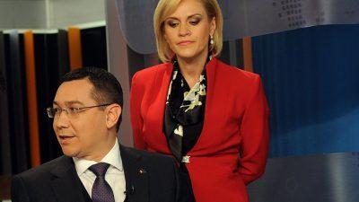 Pactul secret dintre Gabriela Firea și Victor Ponta. Trădarea supremă din culise