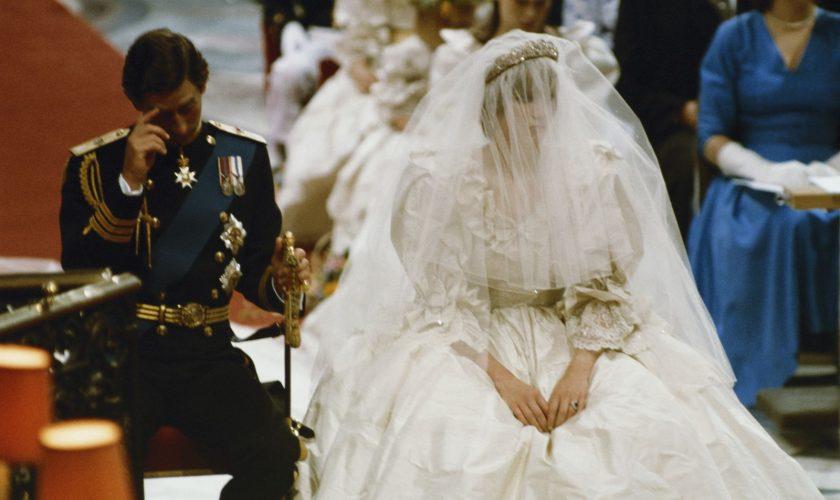Prințesa Diana și Prințul Charles. Ce s-a întâmplat în noaptea nunții între cei doi