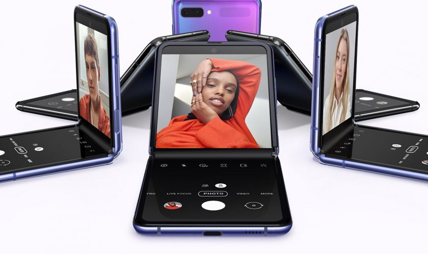 Samsung, inovație pe piața telefoanelor. Cum arată noul smartphone pliabil