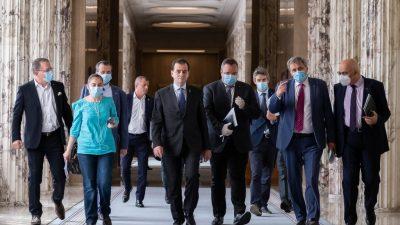 Starea de alertă se prelungește cu 30 de zile în România. Decizia Guvernului (SURSE Digi24)