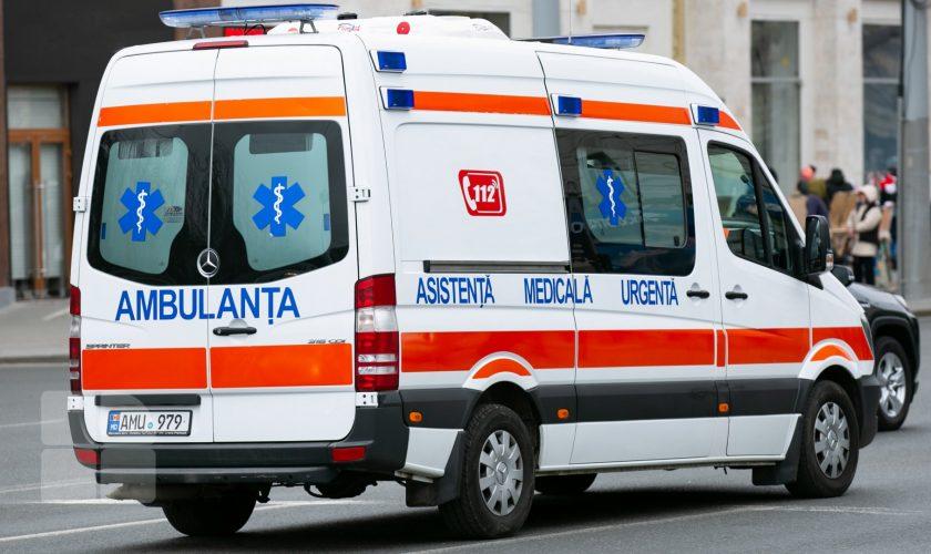 Scene de groază în București. Un bărbat s-a aruncat de la etajul 9