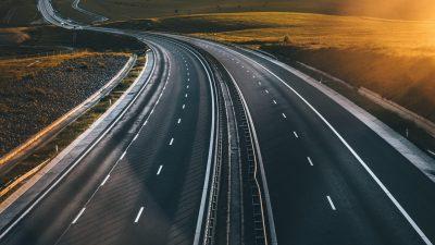 O nouă autostradă în România. Când va fi finalizată