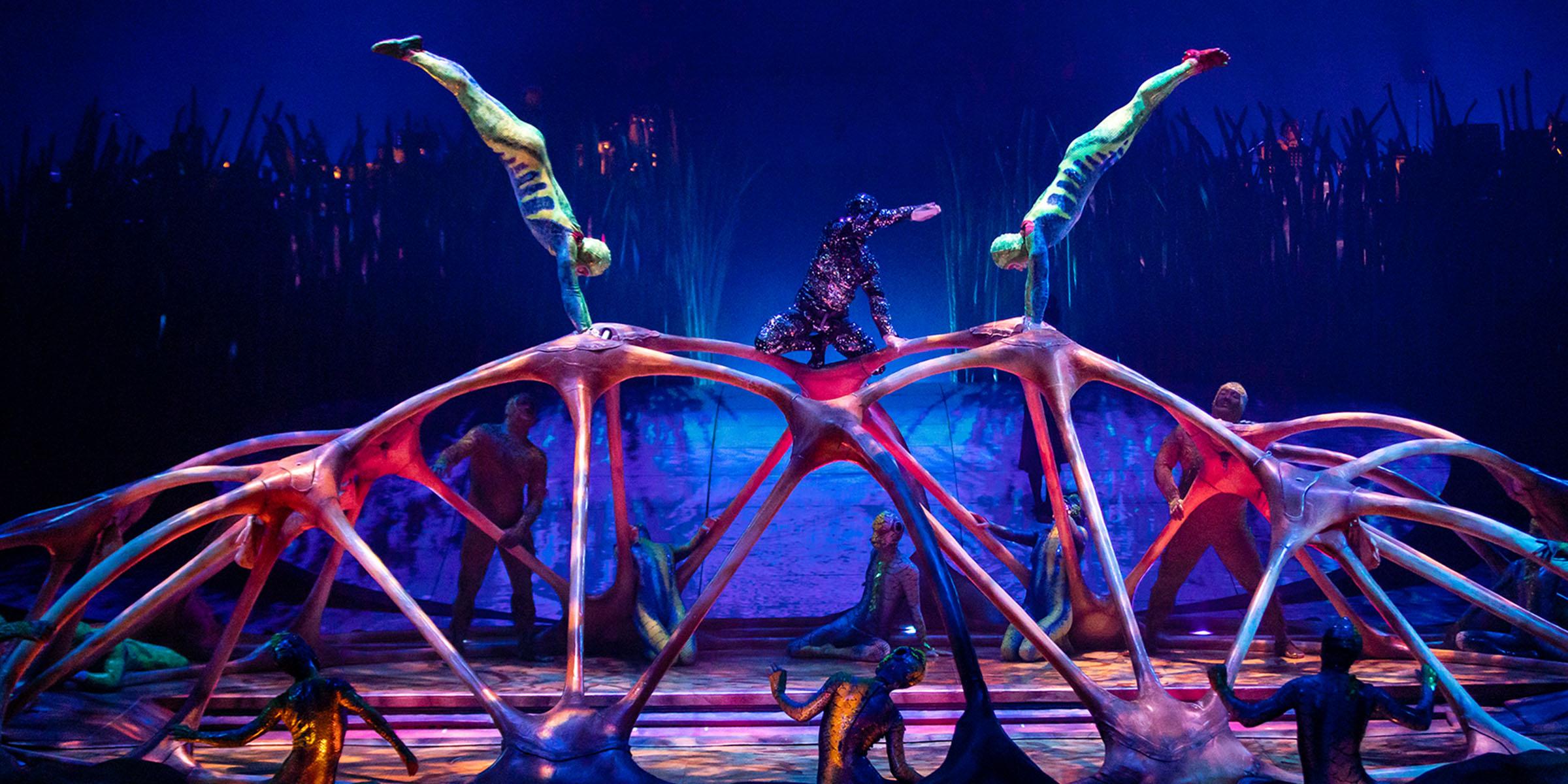 Cirque du Soleil a intrat în faliment