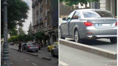 Scene revoltătoare în București. Ce a putut să facă un șofer de BMW