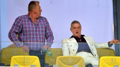 """Contre între Gigi Becali și Duckadam: """"Vreau să îl acuz, fără să se supere, de minciună"""""""