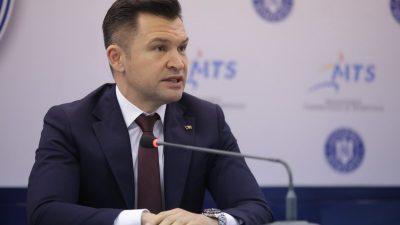 """Ministrul Ionuț Stroe, despre creșterea numărului de infectați cu noul coronavirus: """"Este posibil să oprim din nou competițiile"""""""