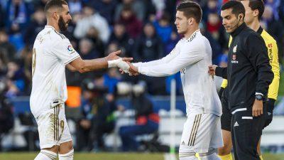 """Un jucător de la Real Madrid, suspect de Covid-19! A jucat în ultimul meci oficial al """"galacticilor"""""""