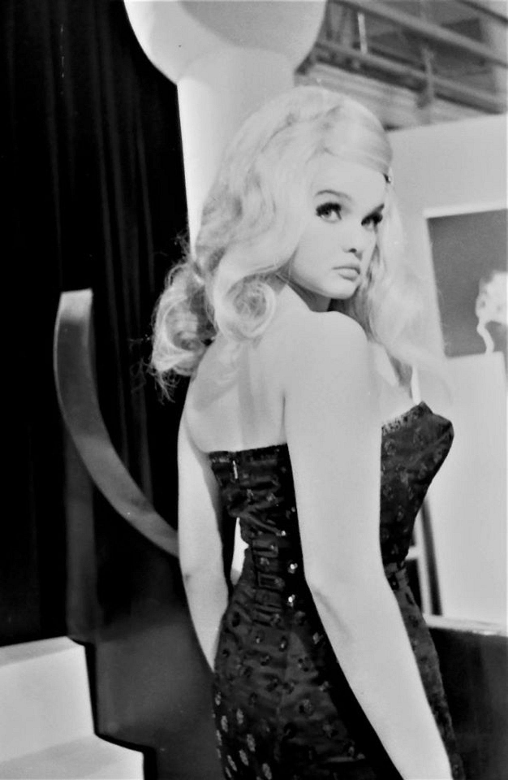 Margareta Pâslaru, imagine rară de acum 50 de ani. Era blondă și superbă