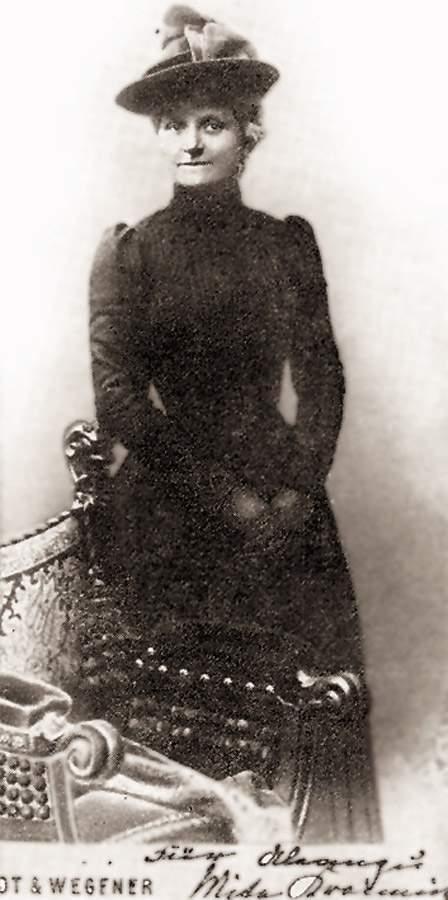 Mite Kremnitz, femeia care l-a respins pe Eminescu pentru Titu Maiorescu