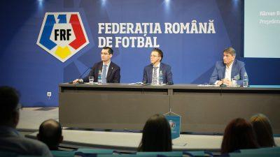 Noi reglementări, de la 1 iulie, pentru activitățile fotbalistice. Ce condiții trebuie să fie îndeplinite