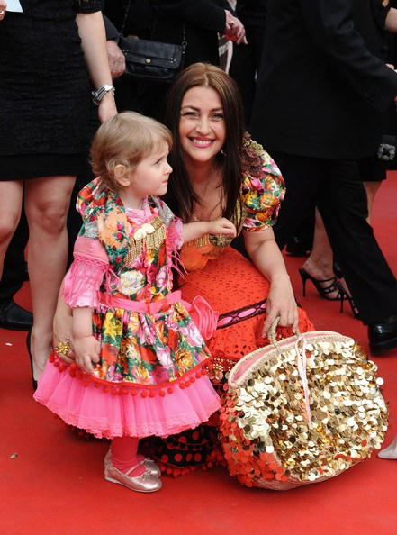 Rona Hartner, clipe grele cu fetița ei