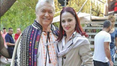 Împăcarea anului în showbiz. Gheorghe Turda, din nou împreună cu iubita mai tânără cu 30 de ani
