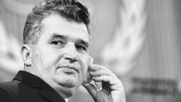 Marele vis al lui Nicolae Ceaușescu