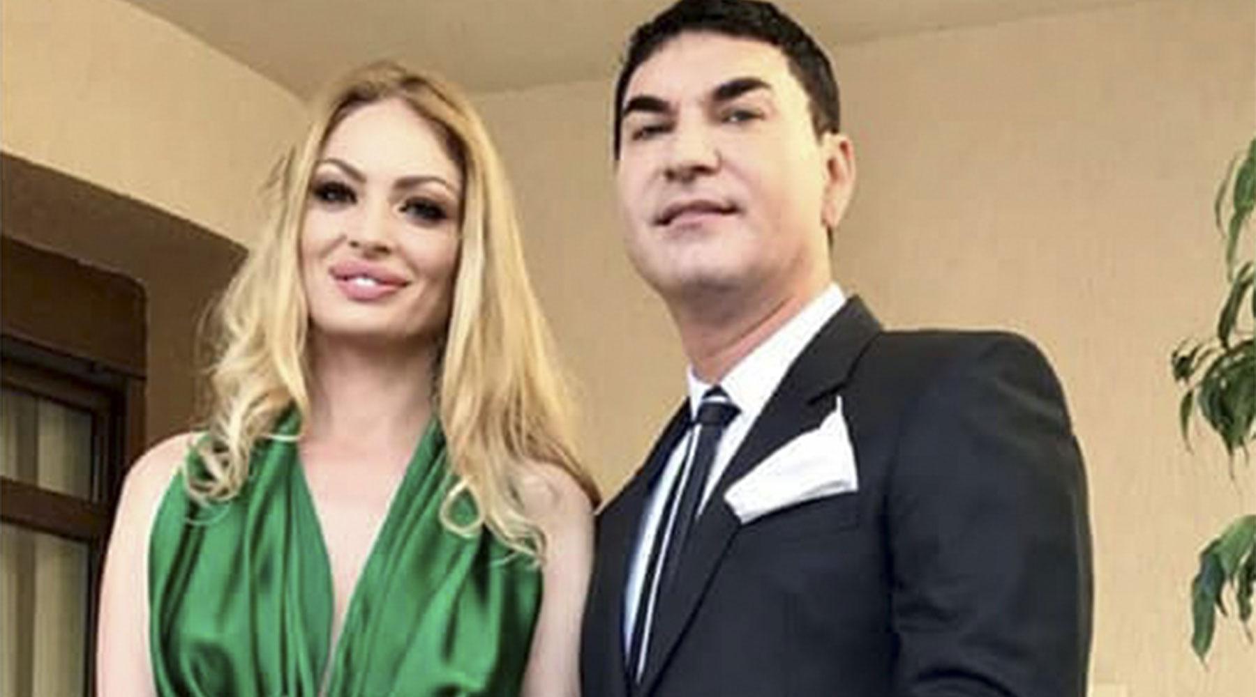 Cristi Borcea și Valentina Pelinel