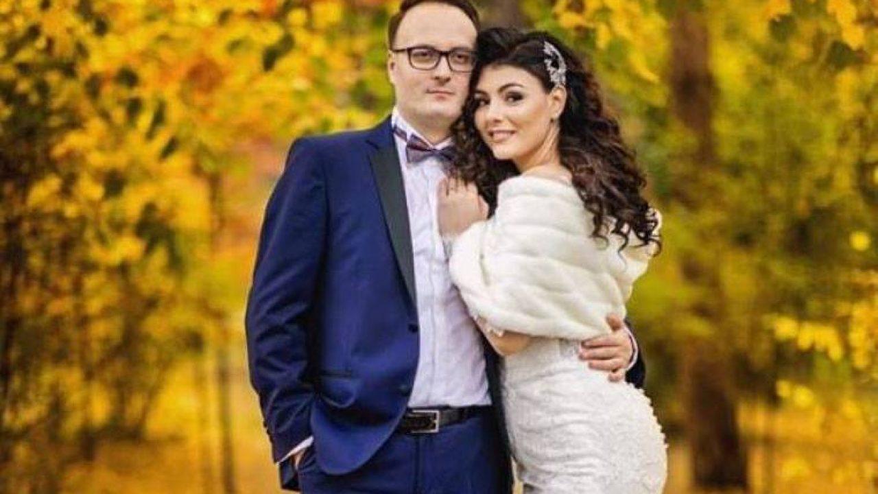 Alexandru Cumpănașu cu soția