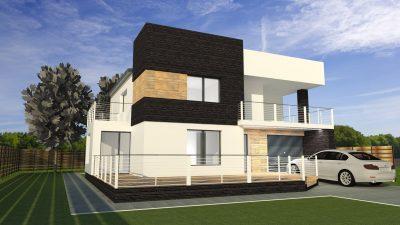 Cât costă să-ți construiești o casă în 2020. Care e prețul unui proiect pentru o locuință