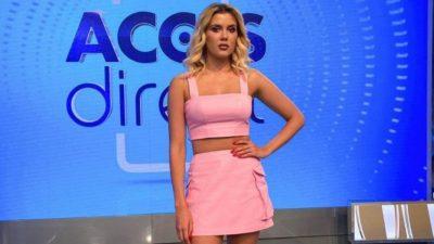 Ce face Emily Burghelea, după ce și-a dat demisia de la Acces Direct. Cu ce se ocupă fosta asistentă