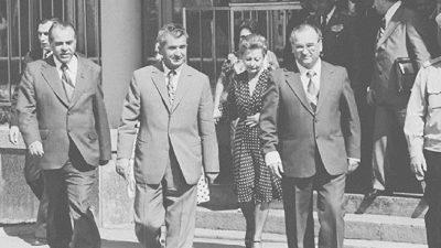 Ultimul primar comunist al Bucureștiului. Cine este Constantin Olteanu, fostul om al lui Ceaușescu