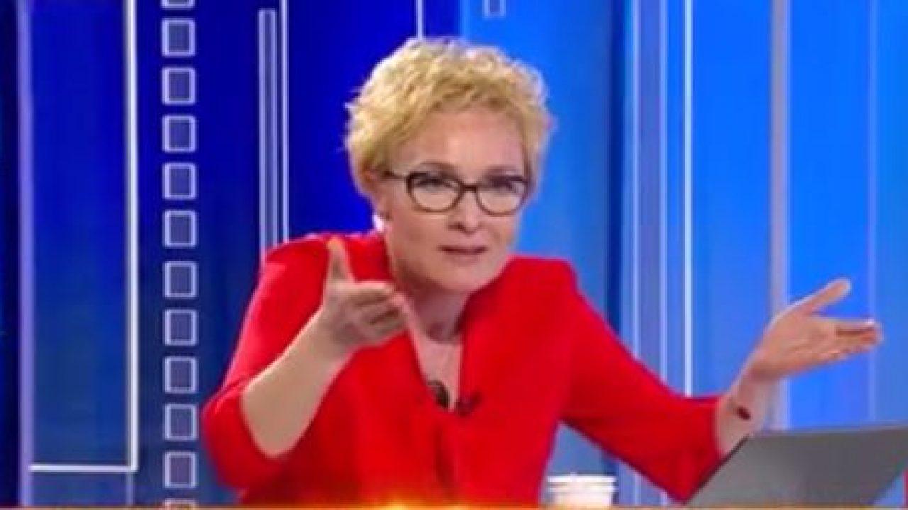 Dana Grecu, prezentatoare TV
