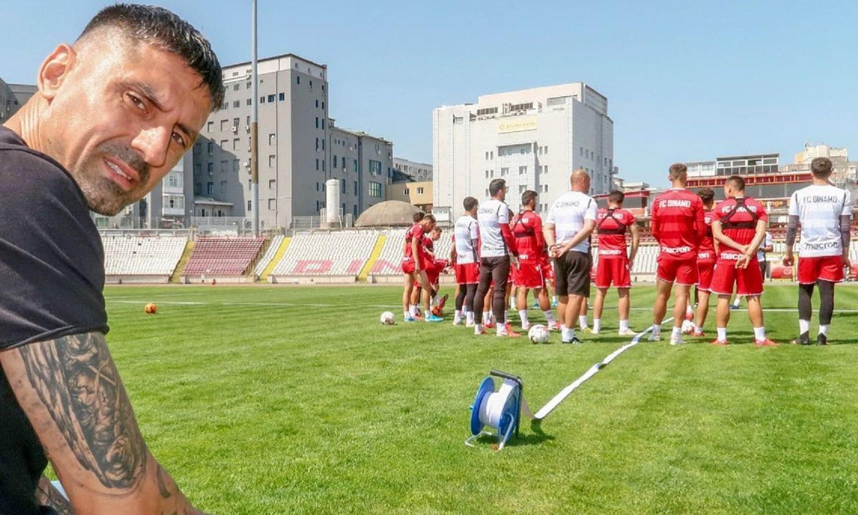 Ionel Dănciulescu a fost dat afară de la Dinamo