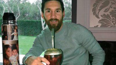 Ceaiul pe care îl bea Messi pentru a fi cel mai bun fotbalist. Îl au toți românii dacă vor și e considerat aur în cană