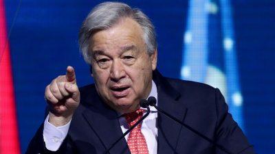 """ONU, anunț crunt pentru milioane de copii: """"Catastrofa unei generații"""""""