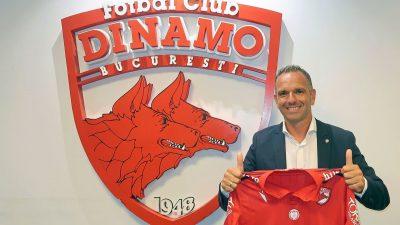 Cine e noul patron al echipei Dinamo. Trecutul lui Pablo Cortacero