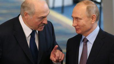 Putin recunoaște. Ce se întâmplă acum în scandalul cu Belarus