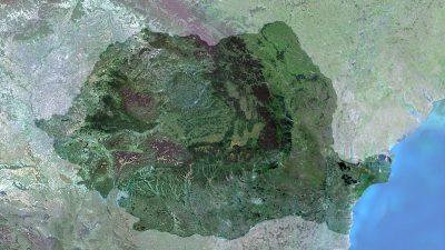 Se schimbă harta României! Fenomenul îngrozitor care se petrece cu Bucureștiul și Cluj-Napoca, se vede din satelit și este ireversibil