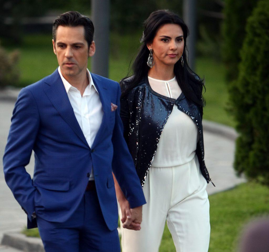 Soția lui Ștefan Bănică a ajuns din nou la spital, pentru o intervenție de înfrumusețare