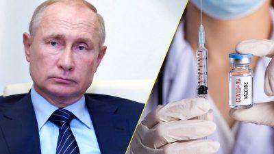 S-a aflat adevărul despre vaccinul anti-covid-19 al lui Putin. Medicii ruși au făcut anunțul în urmă cu câteva momente