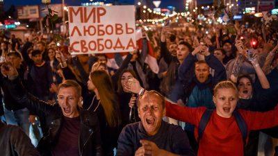 Un protestatar a fost împușcat mortal în timpul protestelor din Belarus. Imaginile VIDEO sunt șocante